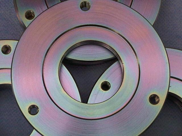 JSJ Finishing - Electro Platers and Metal Finishers - Zinc
